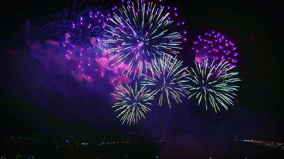День города в Перми завершится фейерверком