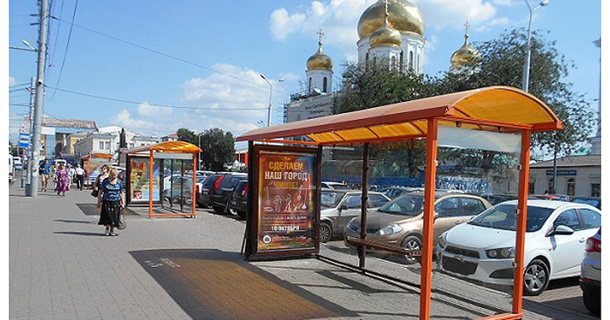 Сорок новых остановок появится в Перми