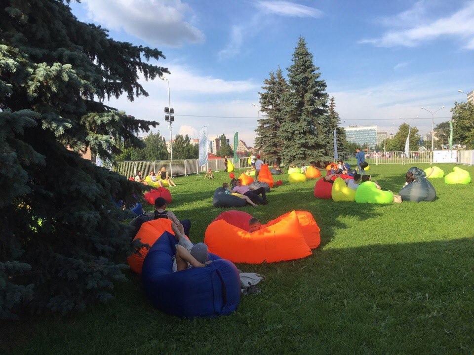 На пермской эспланаде открывается Лето Парк
