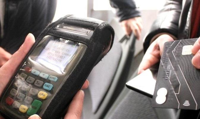 В Перми тестируют безналичную систему оплаты проезда в троллейбусах и трамваях