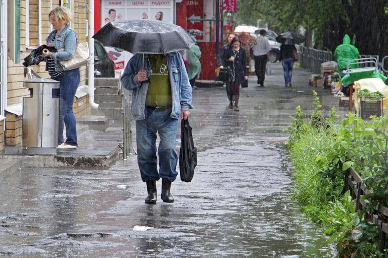 В Прикамье скандал с «платой за дождь»