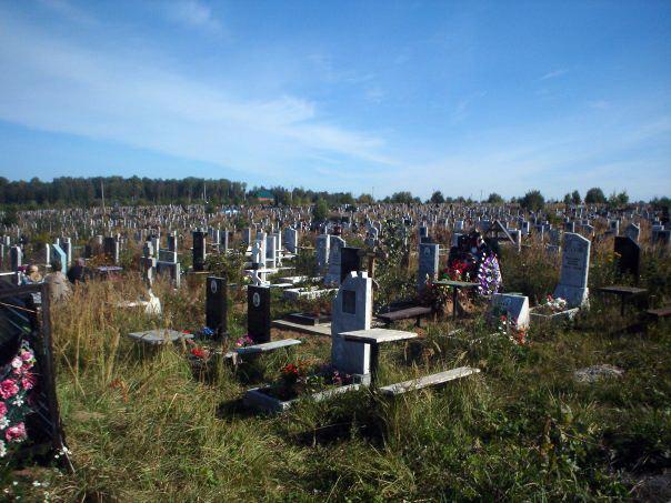 Пермское «Северное» кладбище приведут в порядок
