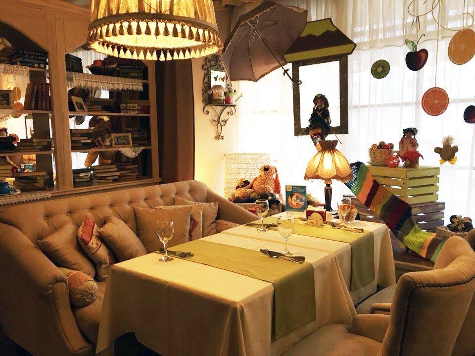 В центре Перми продаётся ресторан