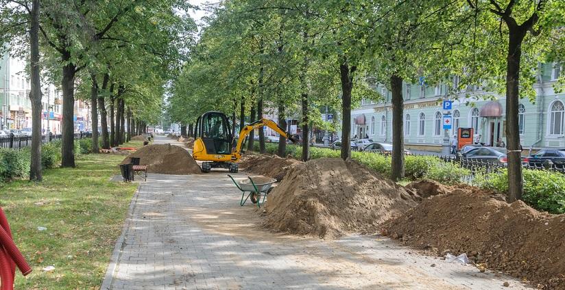 На Комсомольский проспект выделят миллиард рублей