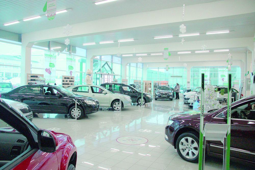 Компания холдинга «Экс Авто» вошла в процедуру конкурсного производства