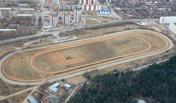На месте пермского ипподрома появится торговый центр