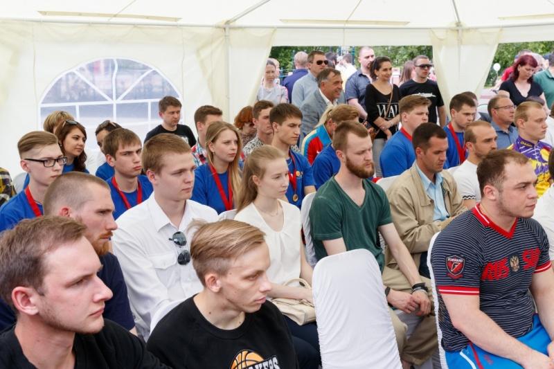 На молодёжный форум в Пермь приехали свыше 1700 гостей