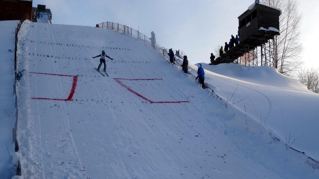 В Перми появится спортивная база «Летающий лыжник»