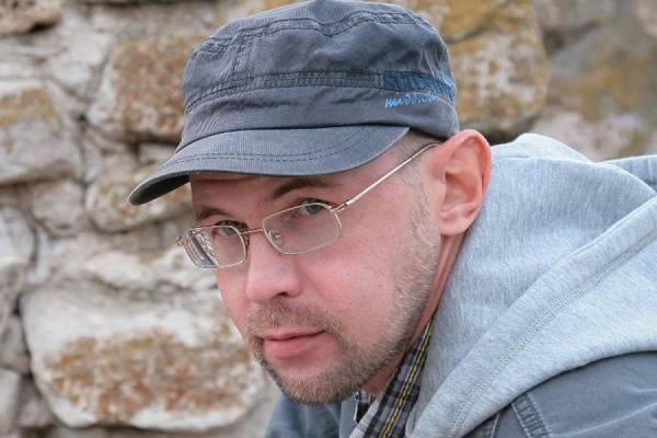 Пермский писатель Алексей Иванов пишет новый роман