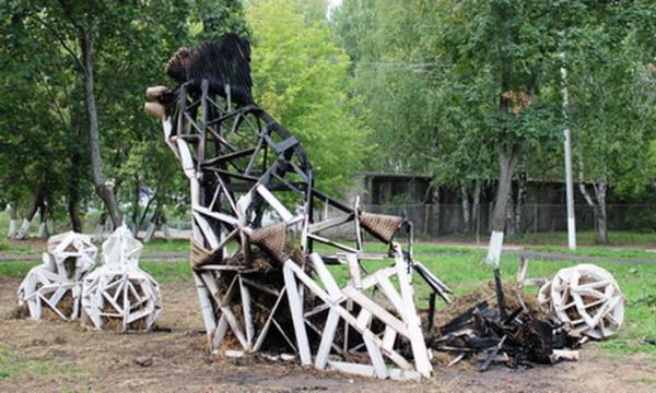 Новый арт-объект появился в Перми