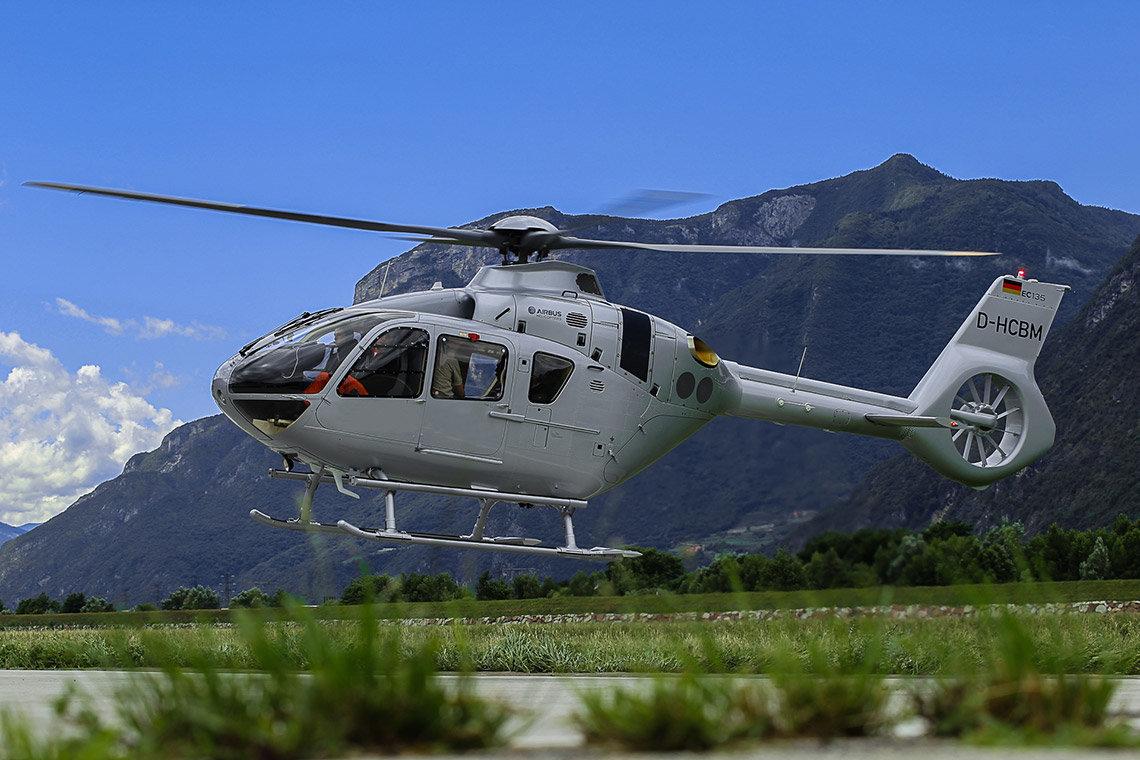 Аукцион на вертолётные перелёты отменён