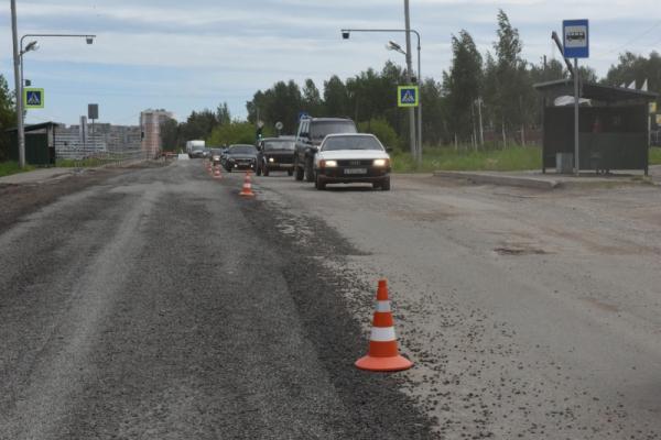 Четыре дороги отремонтировали в Кировском районе Перми