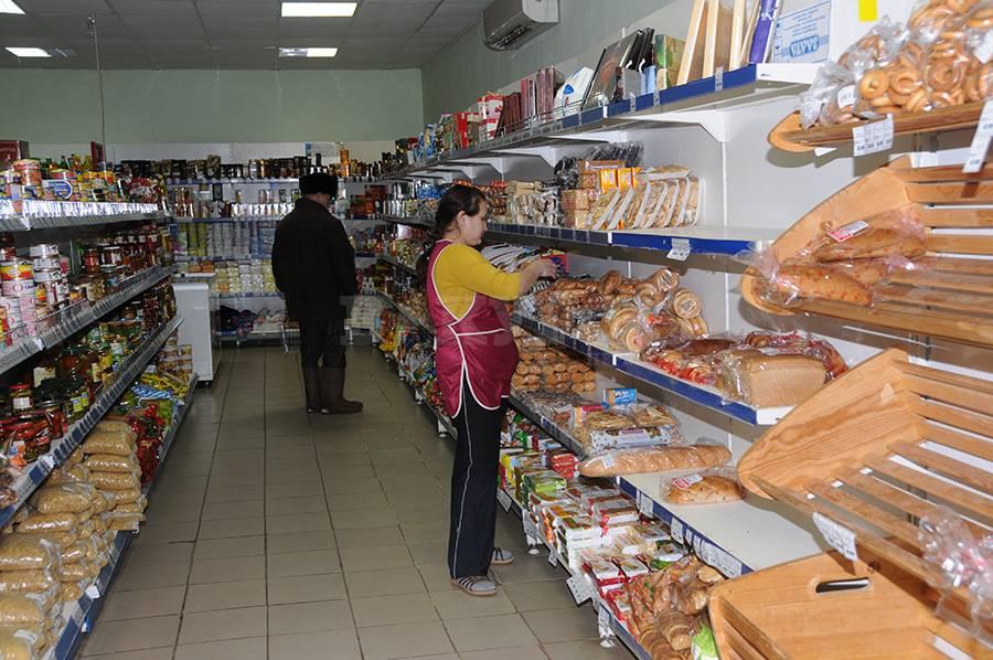Цена на непродовольственную продукцию в Прикамье пошли вниз