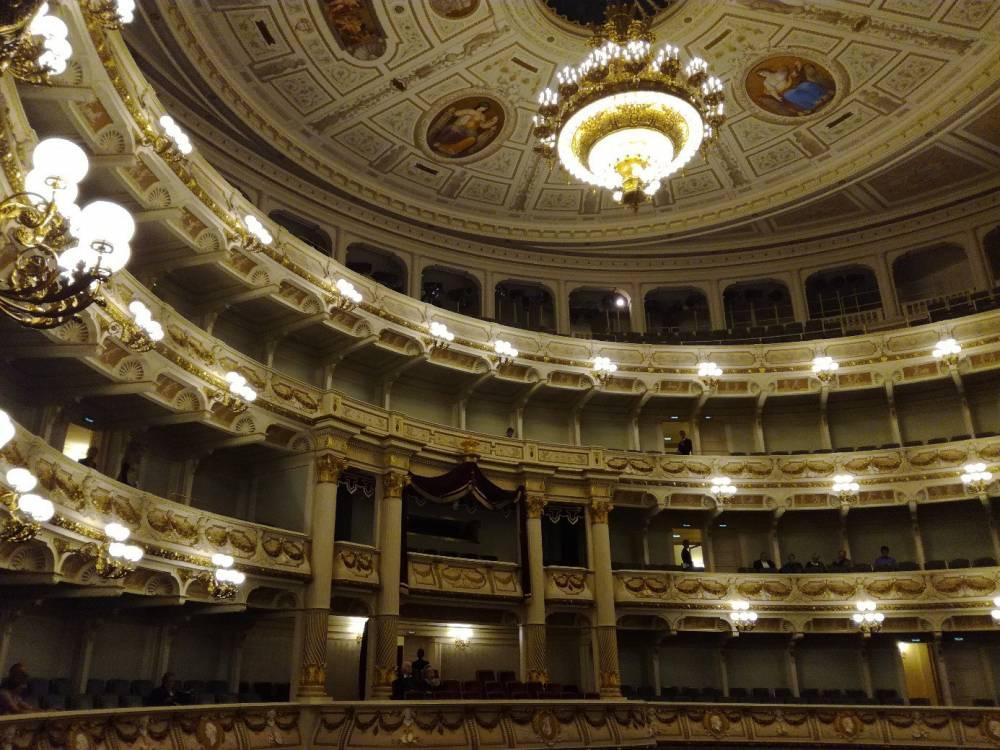 Строительство второй сцены пермской оперы взято на контроль Совета Федерации
