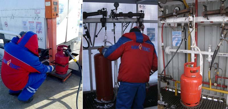 Пермские антимонопольщики занялись вопросом повышения стоимости бытового газа в баллонах