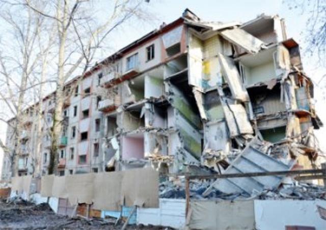 В Березниках продолжают сносить опасные для жизни дома