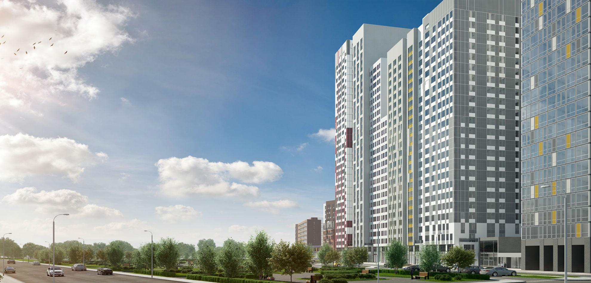 В Перми появится 31-этажный дом
