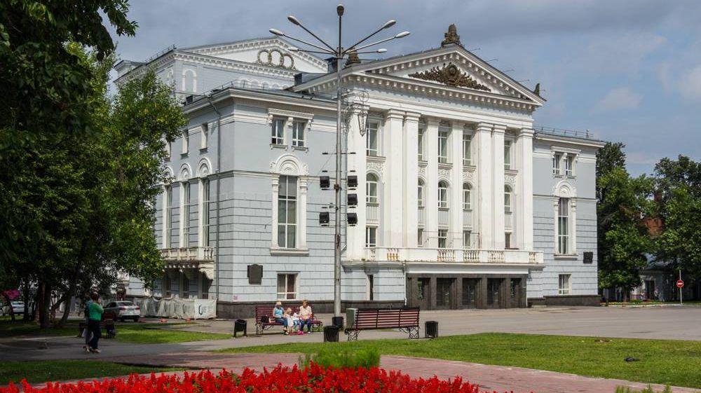 Пермский театр оперы и балета проверяется ФСБ