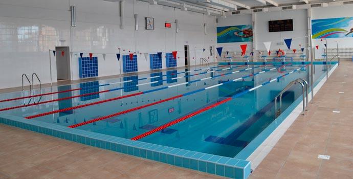В Прикамье открывается новый бассейн