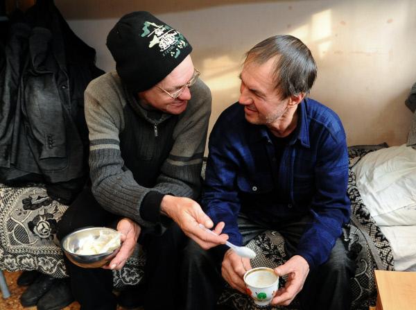 В Перми появился Центр помощи бездомным