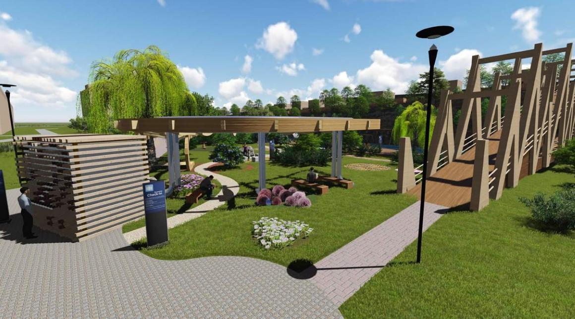 В долине Данилихи создадут новую зелёную зону