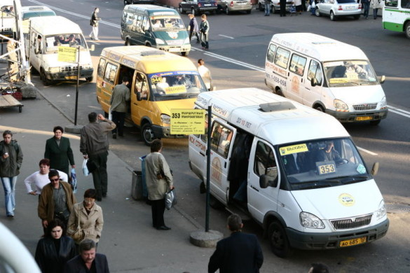 Новая транспортная модель не устраивает перевозчиков