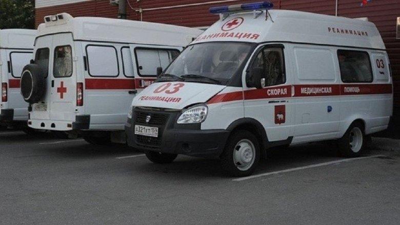 Пермская «скорая помощь» получила новые машины