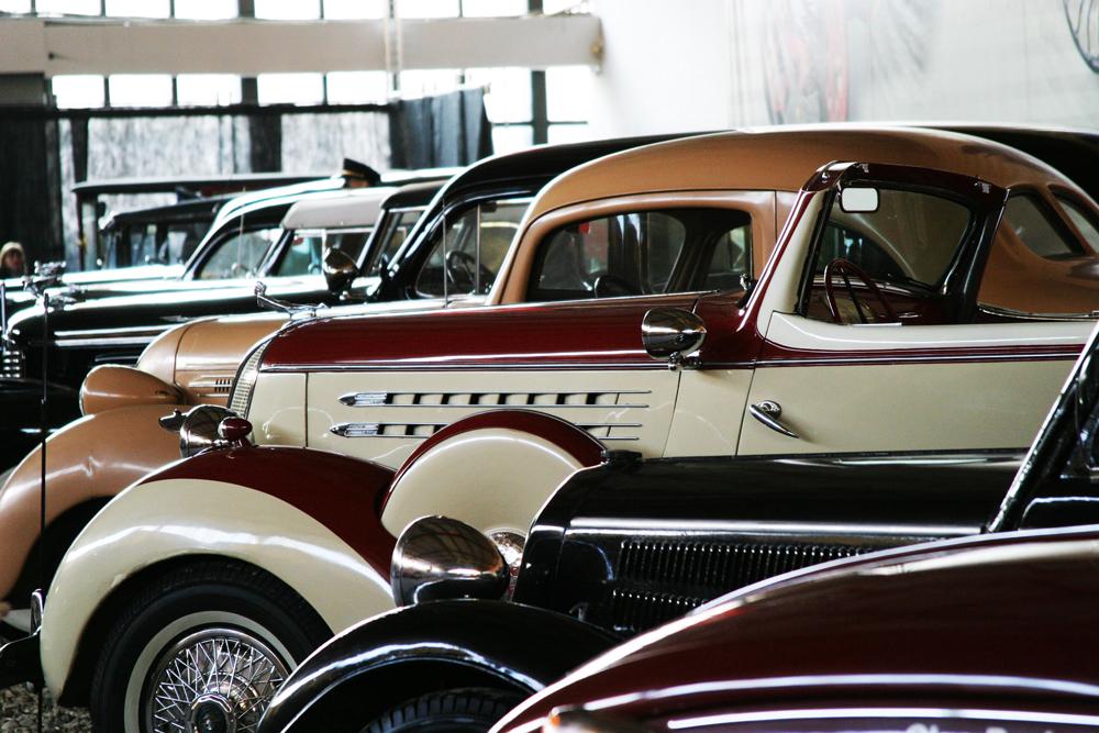 В Перми опять стал работать музей ретро-автомобилей