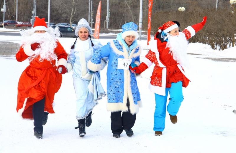 В Перми состоится забег Дедов Морозов