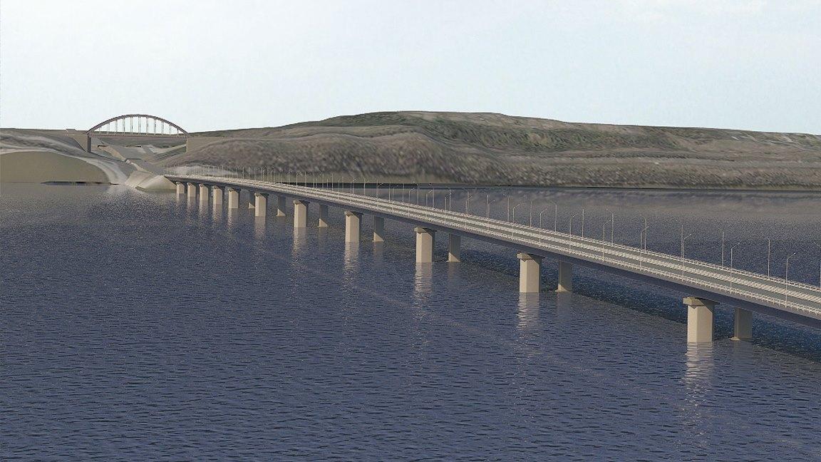 Второй Чусовской мост построят за деньги федерального бюджета