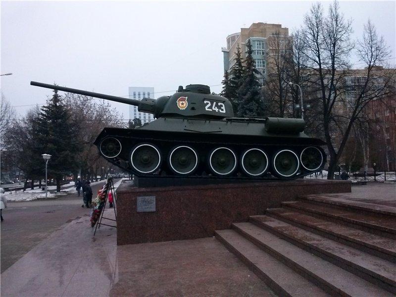В Перми реставрируют военные памятники