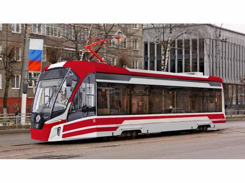 Новые низкопольные трамваи появятся в Перми