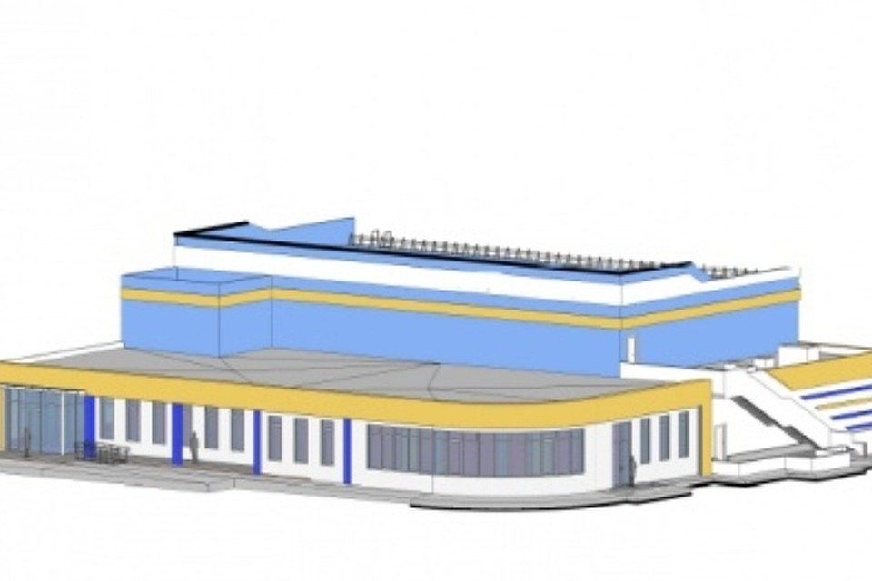 В Перми появится третий муниципальный бассейн