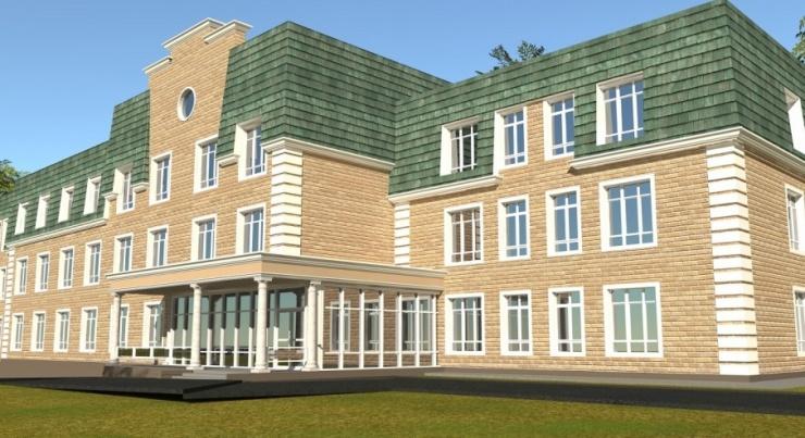 В Перми строится новый геронтологический центр