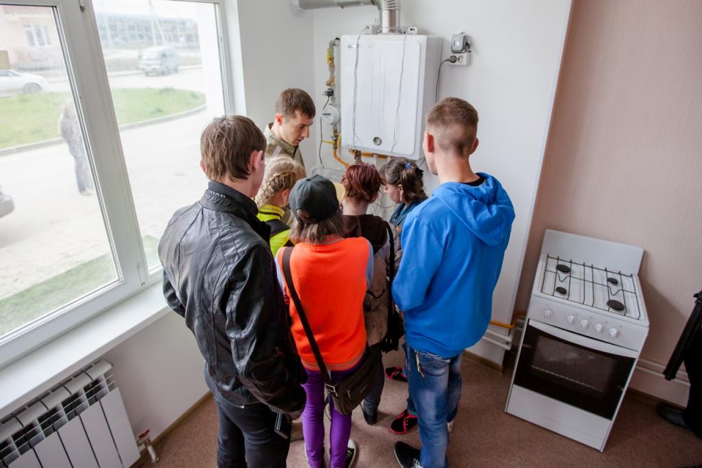 В Прикамье обсуждают вопрос с некачественным жильём для детей-сирот