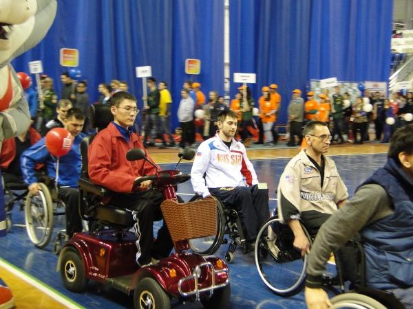 Шестьсот спортсменов собрал пермский паралимпийский фестиваль