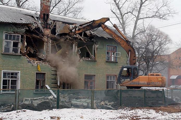 Снос заброшенных зданий в Прикамье будет финансироваться муниципалитетами