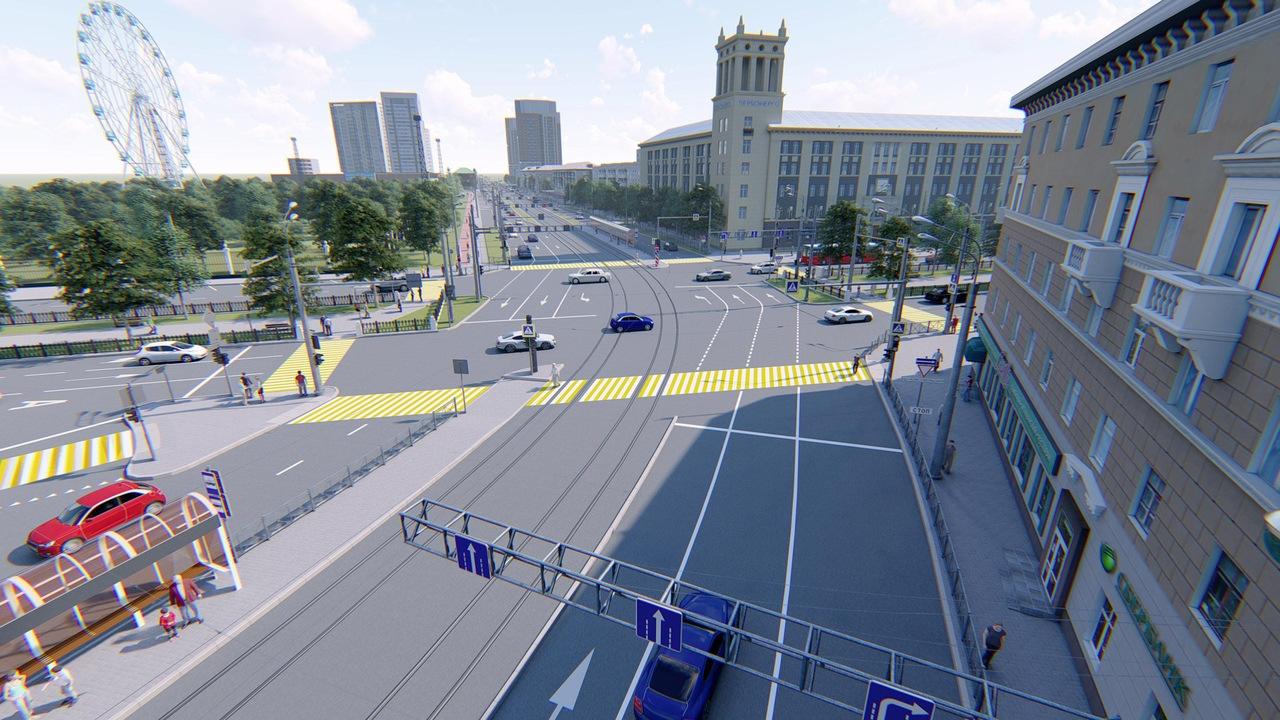 Московская компания выполнит проект автодороги на улице Сибирской