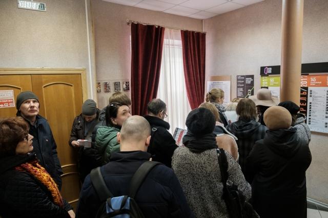 За билетами на Дягилевский фестиваль выстроились очереди