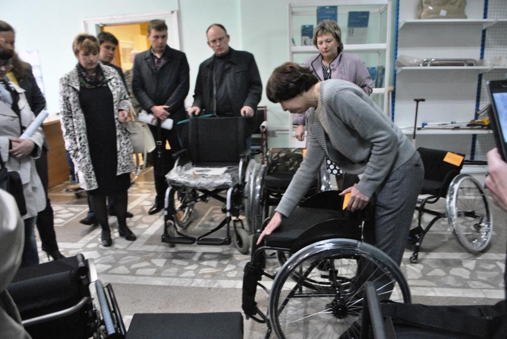 О технических средствах реабилитации говорили у губернатора Прикамья