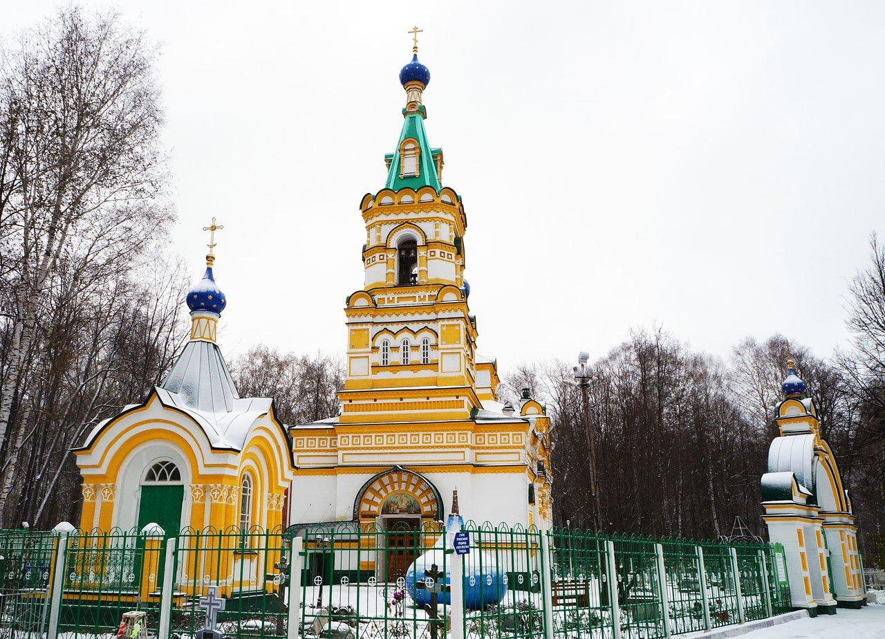 Православный храм построят на проспекте Парковом в Перми