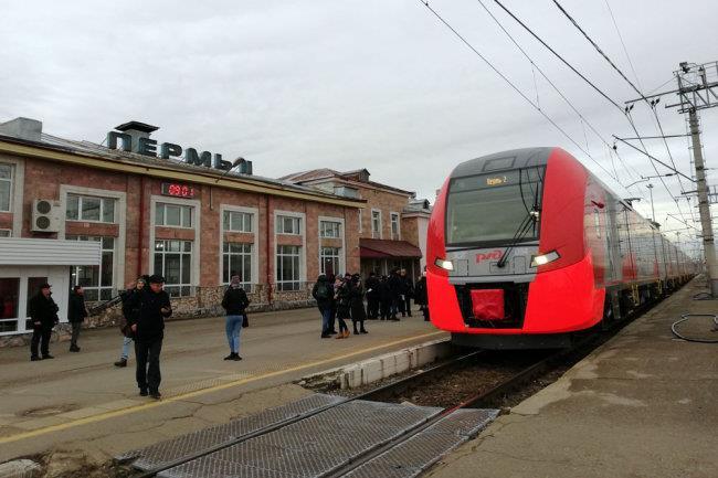 В Прикамье вновь появится электричка до Екатеринбурга
