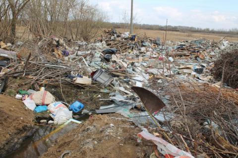 В Прикамье активизируют работу по ликвидации свалок