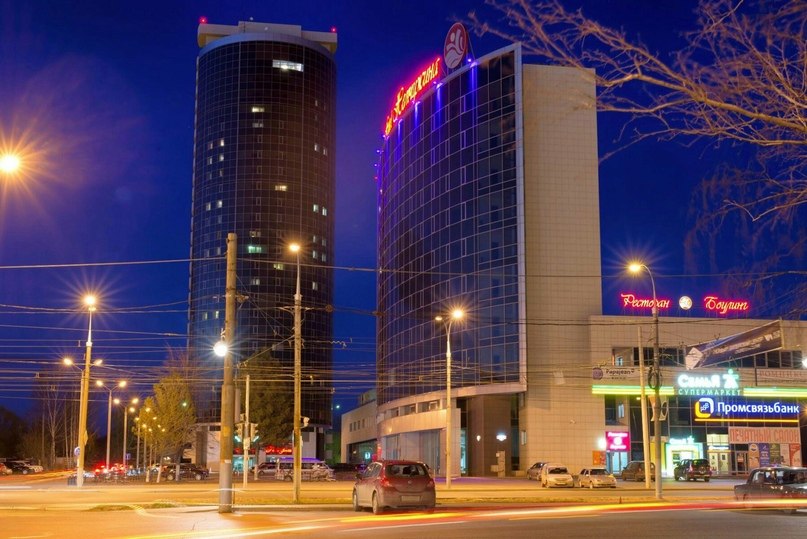 Пермская гостиница войдёт в международную сеть