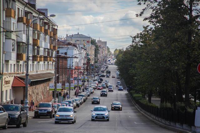 Комсомольский проспект в Перми отремонтируют