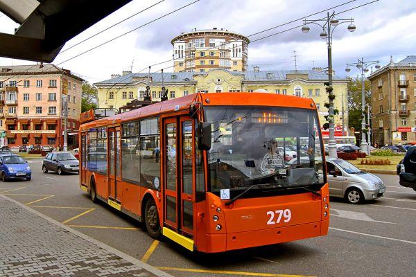 На смену троллейбусам в Перми придут автобусы