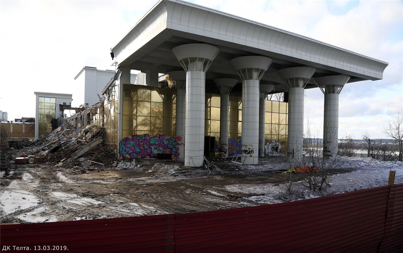 Новая гостиница появится в Перми