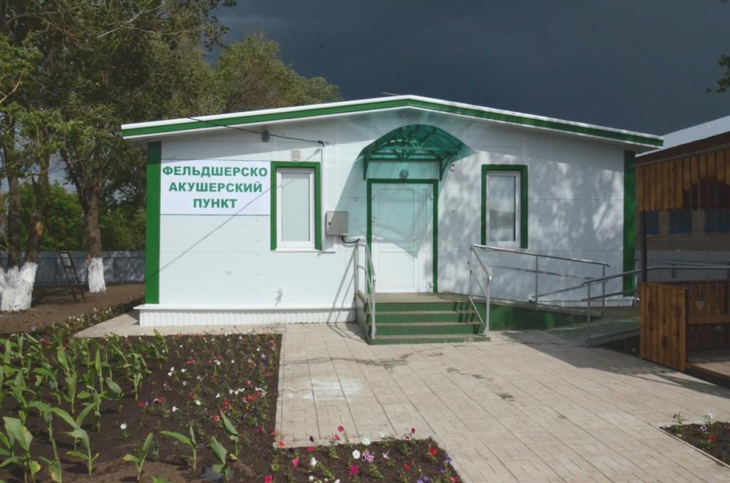 Ветхие ФАПы в Прикамье заменят