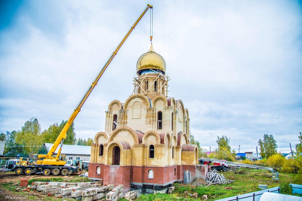 В Перми построят новый храм