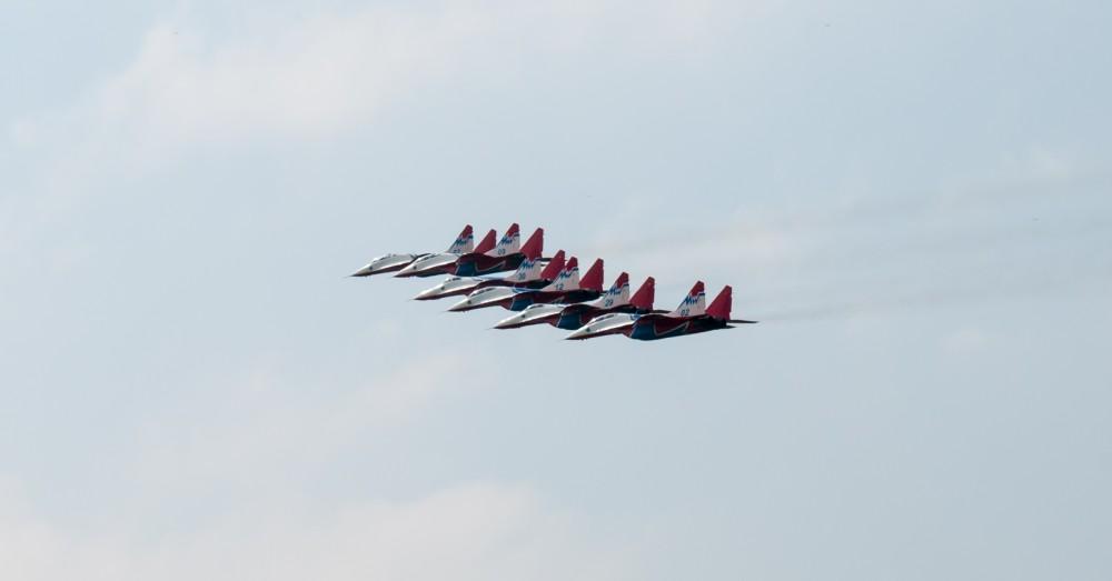 В июле в Прикамье пройдёт авиашоу «Крылья Пармы»